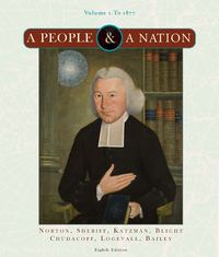 A People and a Nation 8th edition 9780618947164 0618947167