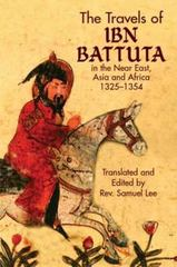 The Travels of Ibn Battuta 1st Edition 9780486123042 0486123049