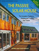 The Passive Solar House 2nd edition 9781933392035 1933392037