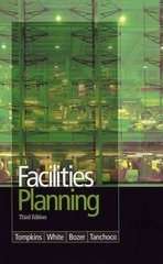 Facilities Planning 3rd edition 9780471413899 0471413895