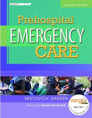 Prehospital Emergency Care 8th edition 9780131741430 0131741438