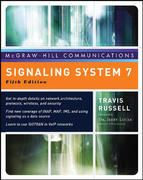 Signaling System #7, Fifth Edition 5th edition 9780071468794 007146879X