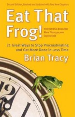 Eat That Frog! 2nd Edition 9781576755044 1576755045