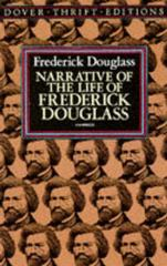 Narrative of the Life of Frederick Douglass (Dover Thrift Editions) 1st Edition 9780486284996 0486284999