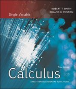 Calculus, Single Variable: Early Transcendental Functions 3rd edition 9780073309439 0073309435
