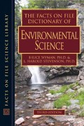 The Facts on File Dictionary of Environmental Science 3rd edition 9780816064373 0816064377