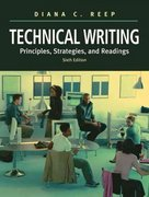 Technical Writing 6th Edition 9780321333506 0321333500