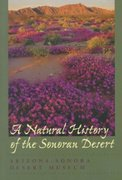 A Natural History of the Sonoran Desert 1st Edition 9780520219809 0520219805