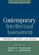 Contemporary Intellectual Assessment, Second Edition 2nd edition 9781593851255 1593851251