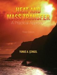 Heat and Mass Transfer 3rd edition 9780073250359 007325035X