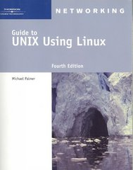 Guide to UNIX Using Linux 4th Edition 9781418837235 1418837237