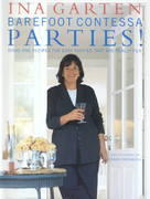Barefoot Contessa Parties! 1st edition 9780609606445 0609606441