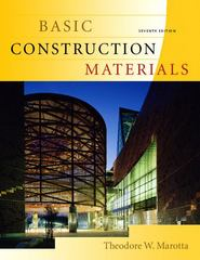 Basic Construction Materials 7th Edition 9780131433878 0131433873