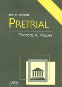 Pretrial 6th edition 9780735551022 0735551022