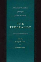 The Federalist Papers 2nd Edition 9780865972896 0865972893