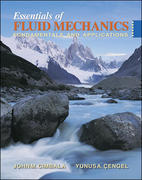 Essentials of Fluid Mechanics: Fundamentals and Applications w/ Student Resource DVD 1st edition 9780073301129 0073301124