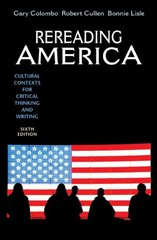 Rereading America 6th edition 9780312405540 0312405545