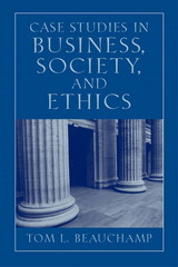 Case Studies in Business, Society, and Ethics 5th edition 9780130994356 0130994359