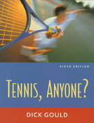 Tennis Anyone? 6th edition 9780767411639 0767411633