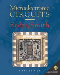 Microelectronic Circuits 5th edition 9780195142518 0195142519