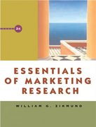 Essentials of Marketing Research (with WebSurveyor Certificate and InfoTrac) 2nd edition 9780324182576 0324182570