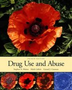 Drug Use and Abuse (with InfoTrac ) 4th edition 9780155085176 0155085174
