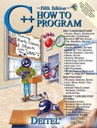 C++ How to Program 5th edition 9780131857575 0131857576