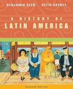 A History of Latin America 7th edition 9780618318513 0618318518