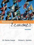 International Economics 2nd edition 9780131704169 0131704168