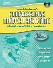 Delmar's Comprehensive Medical Assisting 3rd edition 9781401881245 1401881246