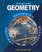 Geometry 10th Edition 9780395937778 0395937779