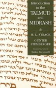 Introduction to the Talmud and Midrash 0 9780800625245 0800625242