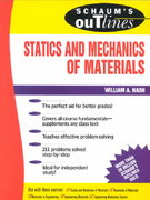 Schaum's Outline Of Statics and Mechanics of Materials 1st edition 9780070458963 0070458960
