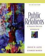 Public Relations 3rd edition 9780205459537 0205459536