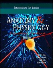 Anatomy and Physiology Laboratory Textbook, Intermediate Cat Version 5th edition 9780697342317 069734231X