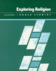 Exploring Religion 2nd edition 9780534088743 0534088740