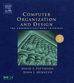 Computer Organization and Design 3rd edition 9781558606043 1558606041