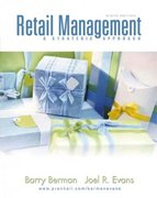 Retail Management 9th Edition 9780131009448 0131009443