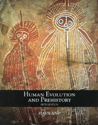 Human Evolution and Prehistory 5th edition 9780155067233 0155067230