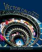 Vector Calculus 3rd edition 9780131858749 0131858742