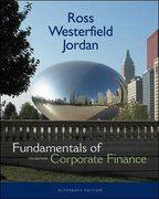 Fundamentals of Corporate Finance 7th edition 9780073134291 0073134295