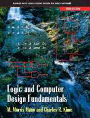 Logic and Computer Design Fundamentals 3rd edition 9780131405394 013140539X