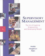 Supervisory Management 6th edition 9780324178920 0324178921