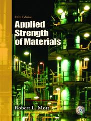 Applied Strength of Materials 5th edition 9780132368490 0132368498
