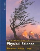 An Introduction to Physical Science 11th edition 9780618697908 061869790X