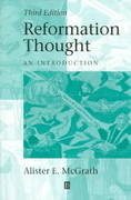 Reformation Thought 3rd edition 9780631215219 0631215212