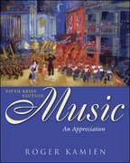 Music 5th edition 9780072966558 0072966556