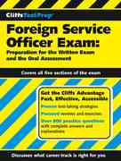 CliffsTestPrep Foreign Service Officer Exam 1st edition 9780764596469 0764596462