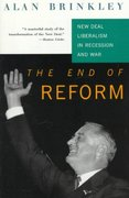 The End Of Reform 1st Edition 9780679753148 0679753141