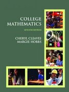 College Mathematics 7th edition 9780131735989 0131735985